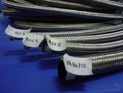 Steel Braided Nylon Hose
