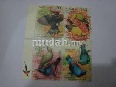 Setem Burung 2002