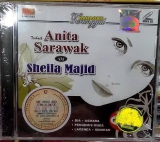 VCD Anita Sarawak vs Sheila Majid Karaoke Terunggu