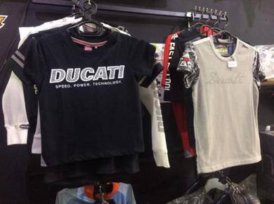 Assorted kids Ducati T-shirt