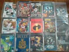 Game cd's