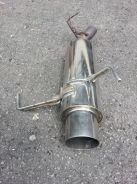 Nissan Silvia S15 NA Nismo Spec Pro Exhaust 60mm