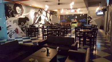 Fully setup Cafe