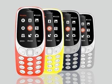 NOKIA 3310 - ORIGINAL Nokia Malaysia (MYSet)