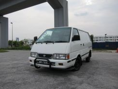 Nissan c22 vanette PANEL VAN 1OWNER