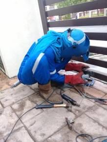 Gate Repair.Seluruh Malaysia.Welding.Mlvk