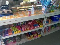 2 In 1 Cashier Counter ( Boltless )