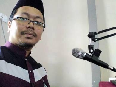 Pa system dj kenduri kawin (islamik)