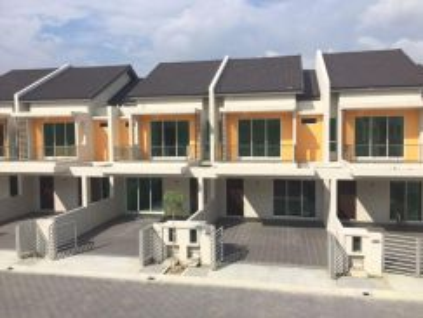 2 Sty Pearl Residence Residensi Villa Mutiara Pearl City