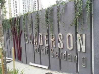 The Sanderson Condominium Bukit Serdang, Bukit Jalil ,