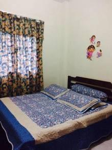 3 Room Apartment Muslim - Aras Bawah Bersize Besar