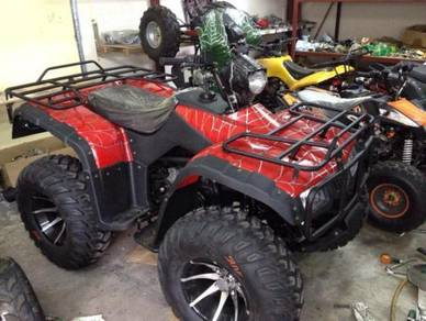 ATV NEW 300cc new motor