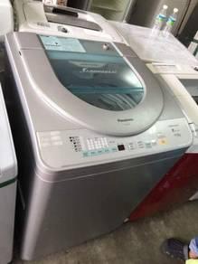 Panasonic washing machine 9KG automatic top load
