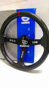 Sparco carbon steering