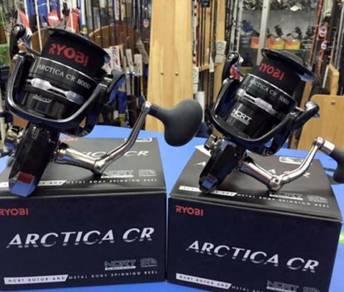 Ryobi Arctica CR 2000 - 8000 Fishing Reel Pancing