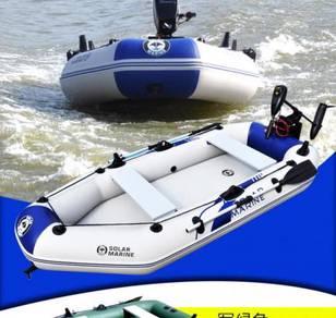 4 Org Solar Marine Fishing Boat Bot Pancing Kayak