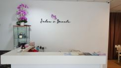 Aesthetic salon and spa to let go