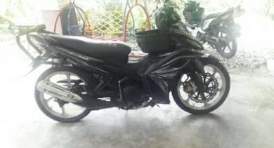 2012 Yamaha lc135 v2