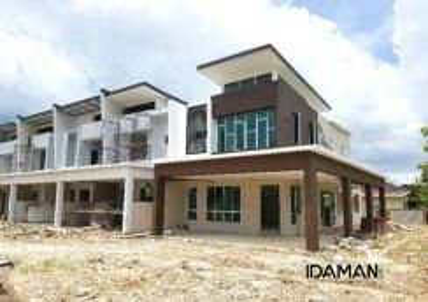 FREEHOLD Serian Double Storey Houses for Sale at Taman Kakai