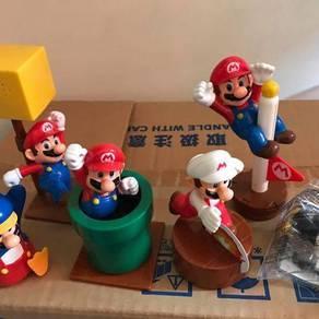 McDonalds Limited Edition Mario Set