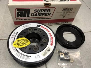 ATI - Super Damper Harmonic Pulley - B18C (Street)