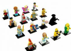 Lego Cmf seties 17 full set original