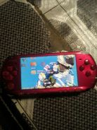 Psp 3006 condition 9.5/10 dpat charge,memory kad