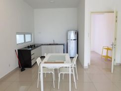 Orchard Ville Condo Sungai Ara High Floor Partially Furnished