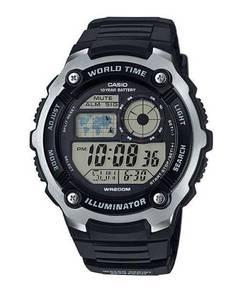 CASIO STANDARD AE-2100W-1AV Digital Watch