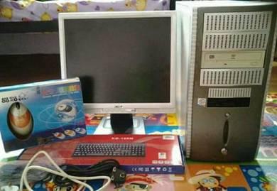 Desktop budget