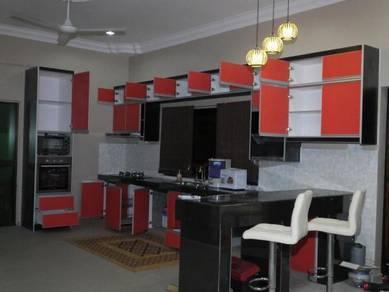 Kitchen Cabinet wardrobe divider 102