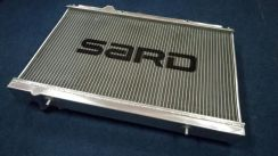 FDQ Sard Radiator evo wira satria