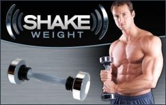 Shake Weight for Men Dumbbell Arm Muscle