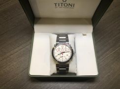 Brand New Titoni Airliner watch