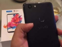 Vivo V7 2 months old for sell-Reason Upgrade new