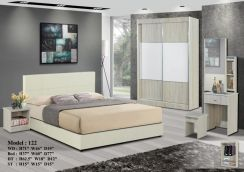 5 pcs Bedroom set (M-122)19/06