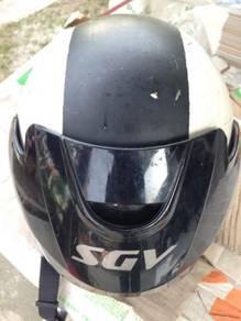 Helmet sgv cruiser