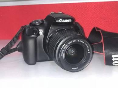 Canon EOS 1100D Kit EFS 18-55