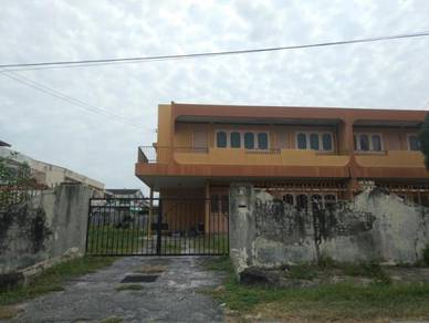 Freehold Corner Semi Detached at Ipoh Pasir Puteh
