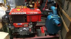 Pam air vickyno 2 inci-high pressure pump