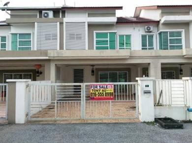 Extra Large 2sty Intermediate Lot, Bandar Baru Sri Klebang, Perak