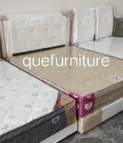 Queen bed frame divan new
