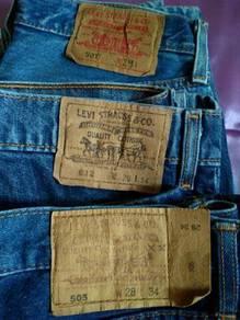 Jeans Terpakai