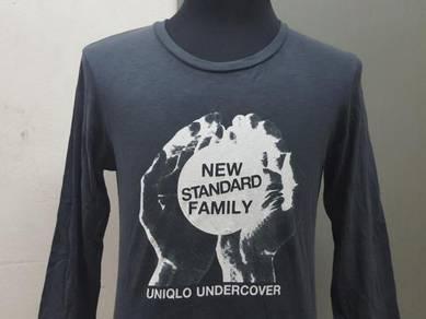 (S)UNDERCOVER Uniqlo 3/4 Shirt -Fit M