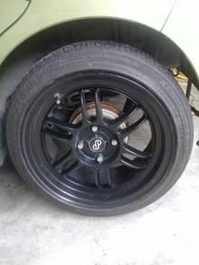 Tayar k car 165/50/R15