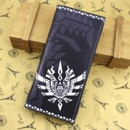 Monster hunter world wallet