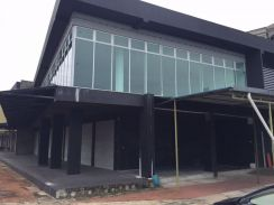 First Floor SOHO 88 Shoplot For Rent Jalan Wan Alwi