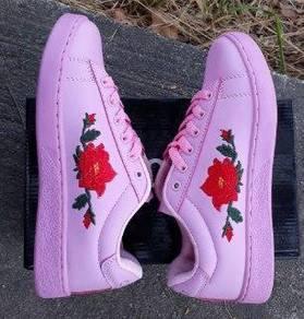 Fashion Sport Flower Pink
