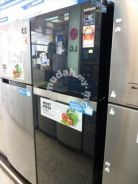 0% GST # New SAMSUNG Glass DOOR Refrigerator