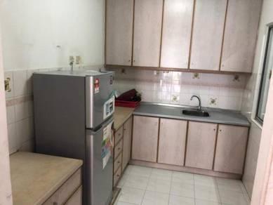 Kenanga Apartment Pusat Bandar Puchong 877sf FREEHOLD,Ffurnish